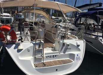 Rent a sailboat in Salerno - Sun Odyssey 43 (4Cab)