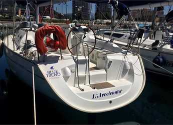 Rent a sailboat Sun Odyssey 37.1 (3Cab) in Salerno, Italy