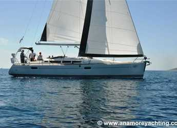 Rent a sailboat in Marina Kremik - Sun Odyssey 42i (3Cab)