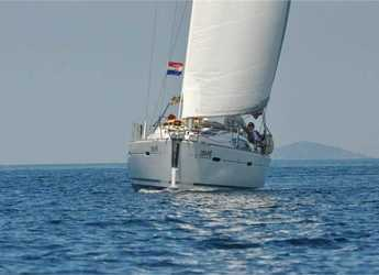 Rent a sailboat in Marina Kremik - Oceanis 40 (3Cab)