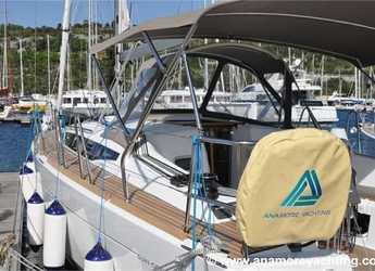 Rent a sailboat in Marina Kremik - Sun Odyssey 349 (2Cab)