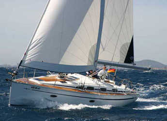 Rent a sailboat in Alimos Marina Kalamaki - Bavaria 40 Cruiser (3Cab)