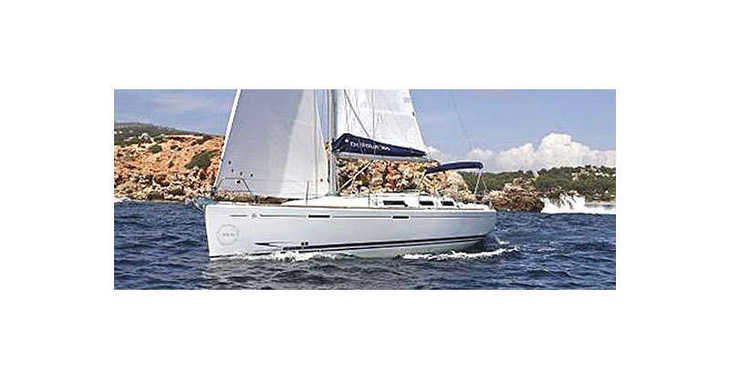 Rent a sailboat Dufour 365 Grand Large (3Cab) in Alimos Marina Kalamaki, Athens