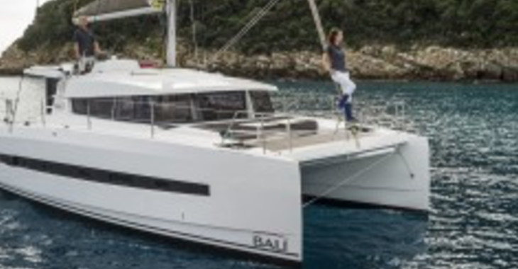 Alquilar catamarán Bali 4.0 en Maya Cove, Hodges Creek Marina, Tortola East End