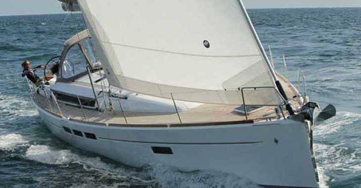 Rent a sailboat in Kos Port - Sun Odyssey 509 (5Cab)