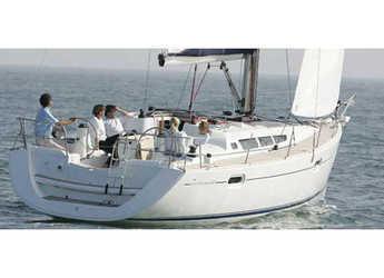 Chartern Sie segelboot Sun Odyssey 42i (3Cab) in Kos Port, Kos