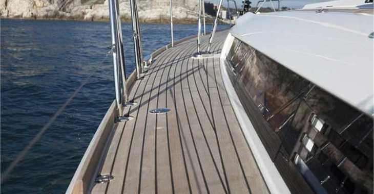 Rent a sailboat in Lefkas Nidri - Sun Odyssey 479 (4Cab)