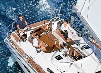 Rent a sailboat in Marina Mandraki - Bavaria Cruiser 46 (4Cab)