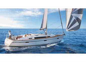 Rent a sailboat in Marina Mandraki - Bavaria Cruiser 41 (3Cab)