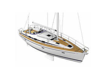 Rent a sailboat in Marina Mandraki - Bavaria 39 Cruiser (3Cab)