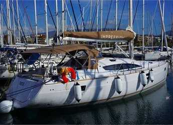 Rent a sailboat in Marina Gouvia - Elan Impression 45 (4Cab)