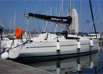 Rent a sailboat in Marina Gouvia - Elan 310