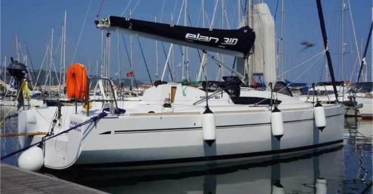 Alquilar velero Elan 310 en Alimos Marina Kalamaki, Atenas