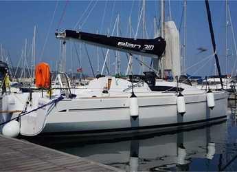 Chartern Sie segelboot in Alimos Marina Kalamaki - Elan 310