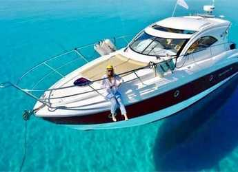 Rent a motorboat in Alimos Marina Kalamaki - Monte Carlo 37 hardtop