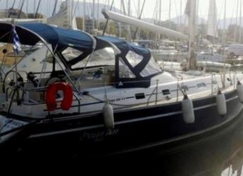Rent a sailboat in Alimos Marina Kalamaki - Ocean Star 51.2 (5Cab)