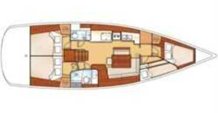 Alquilar velero Oceanis 46 (4Cab) en Alimos Marina Kalamaki, Atenas
