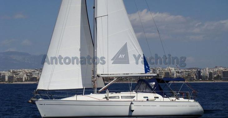 Alquilar velero Sun Odyssey 37 (3Cab) en Alimos Marina Kalamaki, Atenas