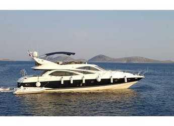Rent a yacht in Zadar - Sunseeker Manhattan 64