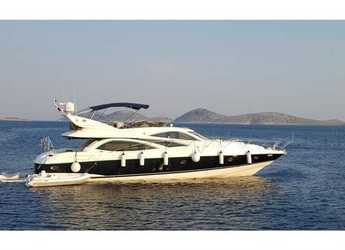 Rent a yacht in Zadar Marina - Sunseeker Manhattan 64