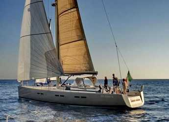 Rent a sailboat in Cecina - Vismara 62