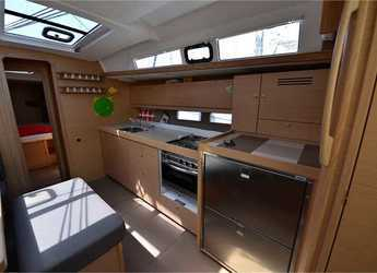 Alquilar velero Dufour 460 Grand Large (4Cab) en Cecina, Italia