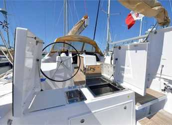 Rent a sailboat in Cecina - Dufour 460 Grand Large (4Cab)