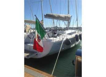 Rent a sailboat in Cecina - Sun Odyssey 469 (4Cab)