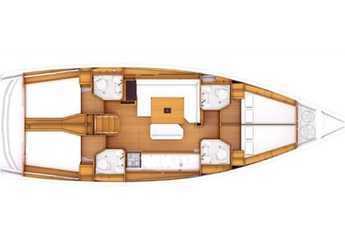 Alquilar velero Sun Odyssey 469 (4Cab) en Cecina, Italia