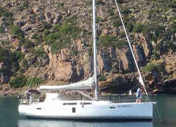 Rent a sailboat in Cecina - Hanse 445 (4Cab)