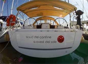 Alquilar velero Dufour 412 Grand Large (3Cab) en Cecina, Italia