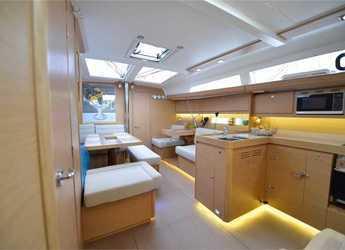 Chartern Sie segelboot Dufour 412 Grand Large (3Cab) in Cecina, Italien