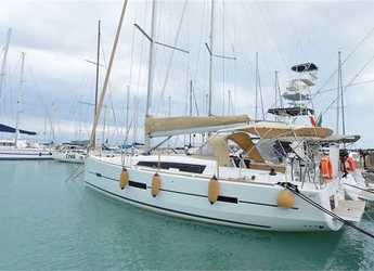 Rent a sailboat in Cecina - Dufour 412 Grand Large (3Cab)