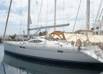 Alquilar velero en Sardinia / Santa Maria Navarrese - Jeanneau 54 (3Cab)