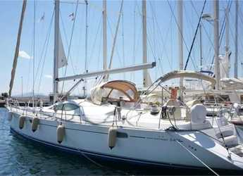 Alquilar velero Jeanneau 54 (3Cab) en Sardinia / Santa Maria Navarrese, Italy (Sicily)