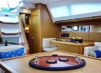 Chartern Sie segelboot Sun Odyssey 50 DS (3Cab) in Fethiye, Türkei