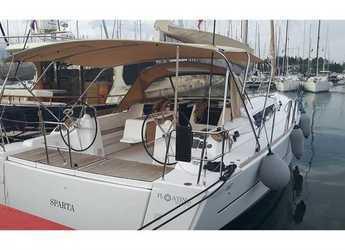 Rent a sailboat in Lefkas Nidri - Dufour 460 Grand Large (4Cab)