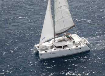 Rent a catamaran in Maya Cove, Hodges Creek Marina - Lagoon 450 F