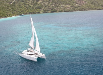Alquilar catamarán Lagoon 450 F en Maya Cove, Hodges Creek Marina, Tortola East End