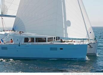 Alquilar catamarán Lagoon 450 F en Maya Cove, Hodges Creek Marina, Tortola East End
