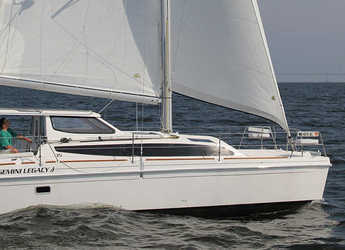Alquilar catamarán Gemini Legacy 35 en Maya Cove, Hodges Creek Marina, Tortola East End