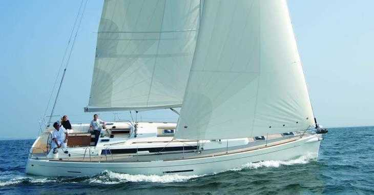 Alquilar velero Dufour 450 Grand Large en Maya Cove, Hodges Creek Marina, Tortola East End