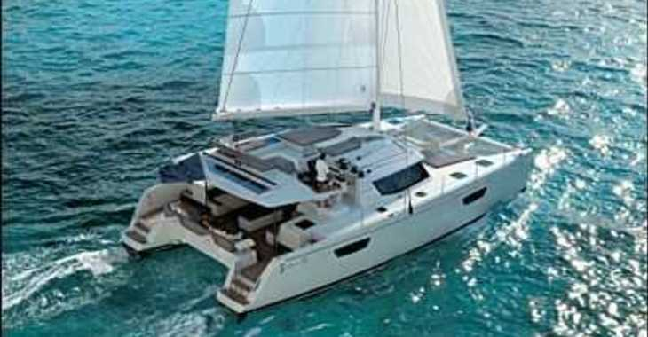 Alquilar catamarán Saba 50 en Maya Cove, Hodges Creek Marina, Tortola East End