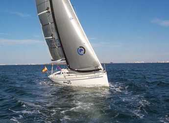 Rent a sailboat in Club Nautico de Altea  - Tucana Sail 28