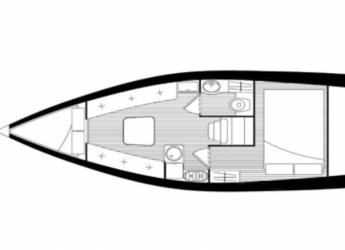 Alquilar velero Tucana Sail 28 en Club Naútico de Altea , Altea