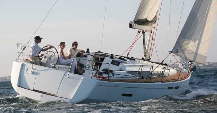 Rent a sailboat in Pula (ACI Marina) - Sun Odyssey 409
