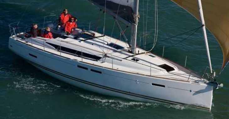 Rent a sailboat in Marina Gouvia - Sun Odyssey 439