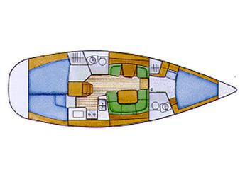 Alquilar velero Sun Odyssey 42i en Marina Le Marin, Le Marin