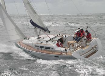 Louer voilier à Marina Le Marin - Sun Odyssey 42i