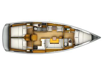 Alquilar velero Sun Odyssey 409 en Marina Le Marin, Le Marin